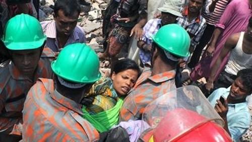 Bangladesh opérations de sauvetage