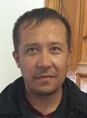 Uktam Pardaev, fighter for human rights in Uzbekistan.